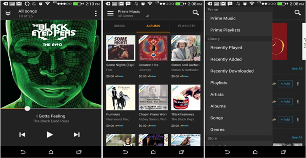 music software for android