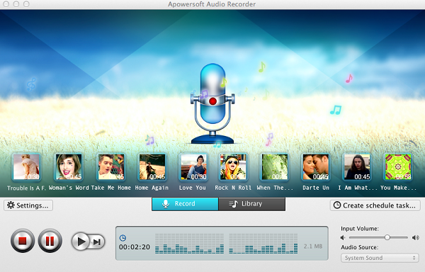 free  recording software for mac