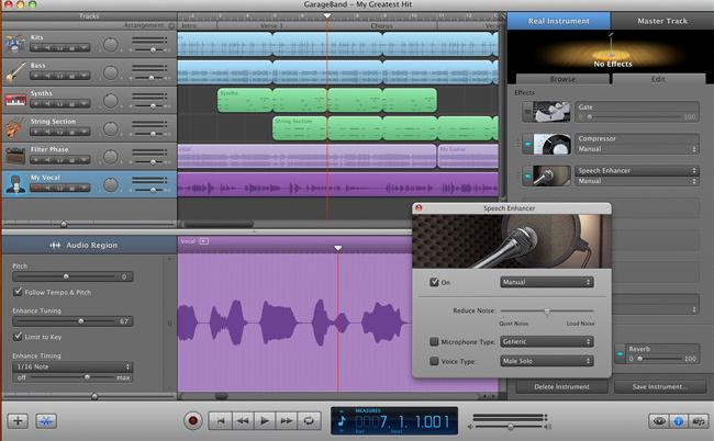 best audio recording app for ipad