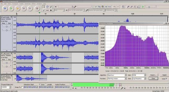 7 meilleurs logiciels d enregistrement audio gratuits pour mac el capitan et windows 10. Black Bedroom Furniture Sets. Home Design Ideas