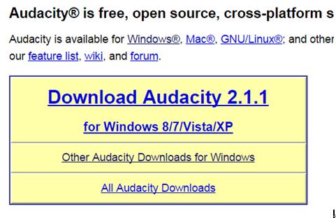 audacity mp3 plug-in