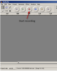 record audio without noise