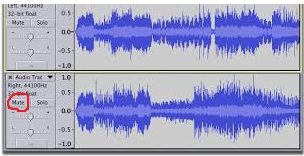 how to remove vocals using audacity