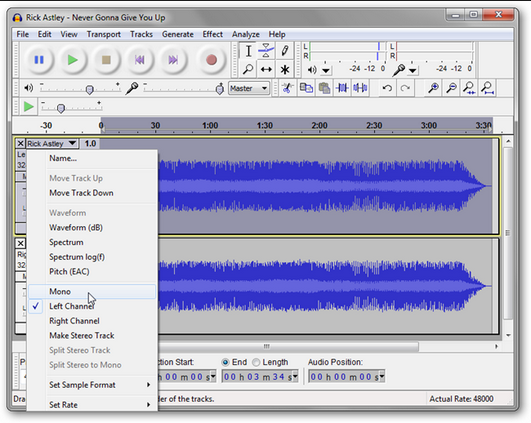 remove vocals from mp3