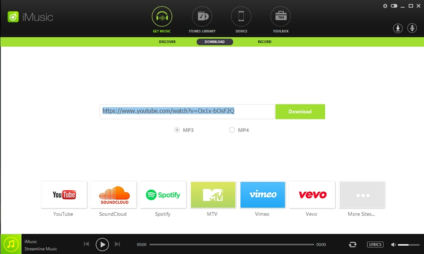 Download Music from YouTube on Android - Download Music