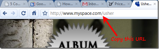 How to Download MySpace Playlist