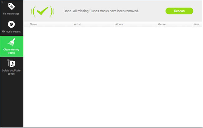 itunes duplicate remover mac
