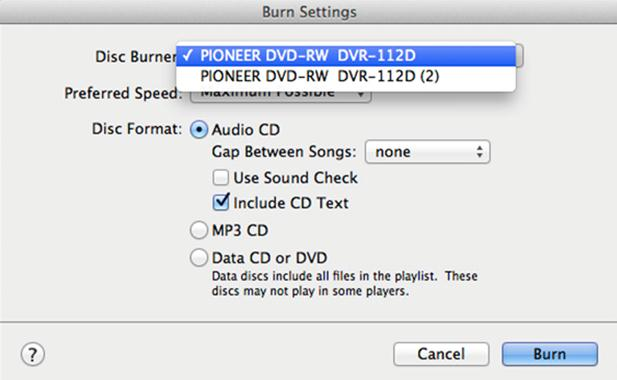 How to Burn a CD with iTunes: 15 Steps (with Pictures ...