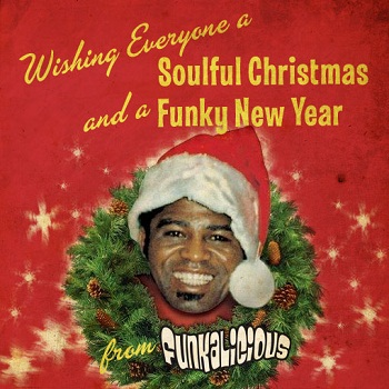 James Brown's Funky Christmas