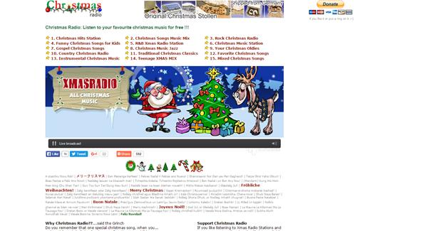 Sing Along Christmas Carols Free