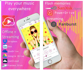top music apps for iphone