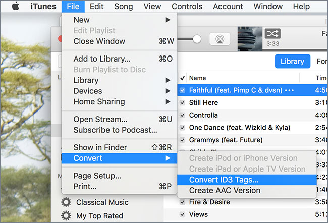 mp3 converter to itunes