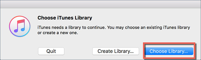 Using Multiple iTunes Libraries on One Computer