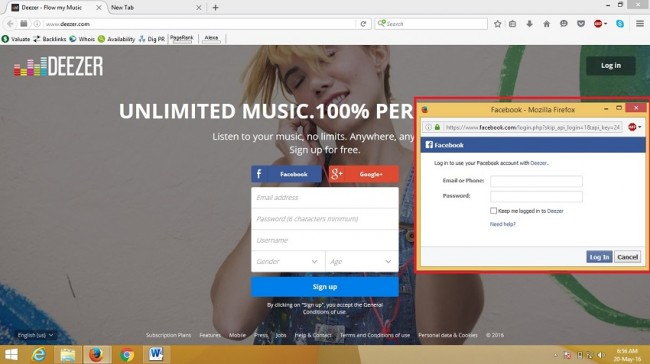 Things you need to know about deezer login and sign up