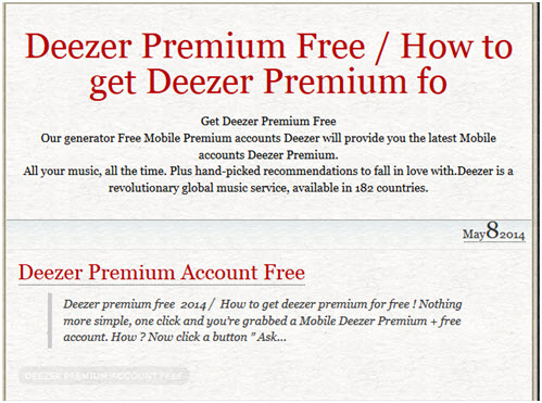 [Solved]: How to Get Deezer Premium for Free