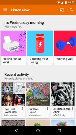 Top 10 apps like deezer for Android and iOS
