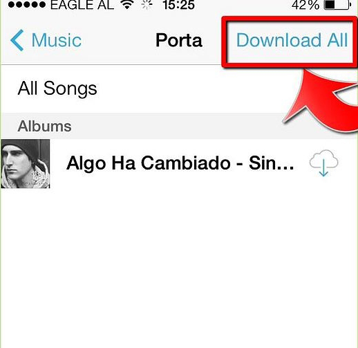 How to Download All iCloud Music to iTunes
