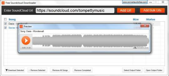 soundcloud free downloader