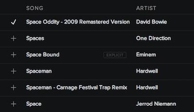 spotify premium music