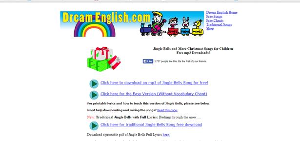 Dream English.com