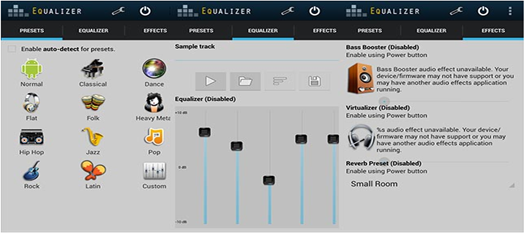 Top 10 Best Android Music Equalizer
