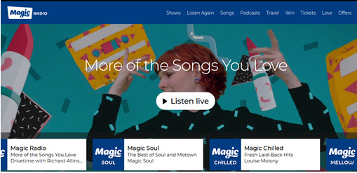 free music radio stations