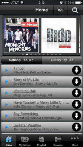 app para descargar musica gratis en iphone