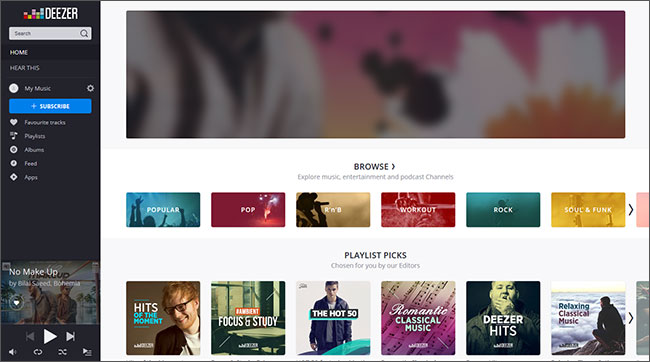 How to Get Deezer Trial or Premium for Free
