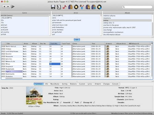Best MP4 ID3 Tag Editor for Windows-OSX-Linux