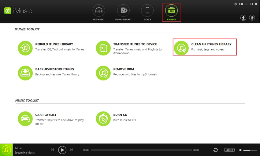 How to Change MP3 Tags with iMusic