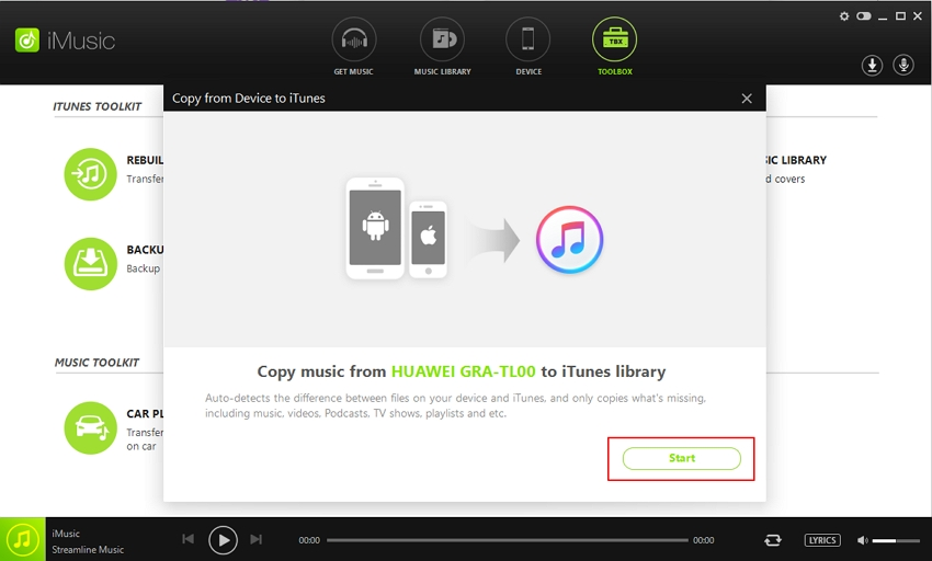 How to Rebuild iTunes Library