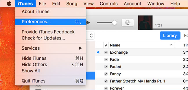 how to transfer music from usb to itunes
