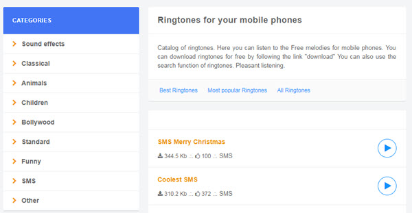 ringtone iphone download mp3