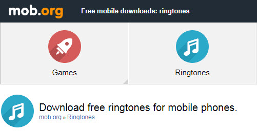 ringtone download for iphone
