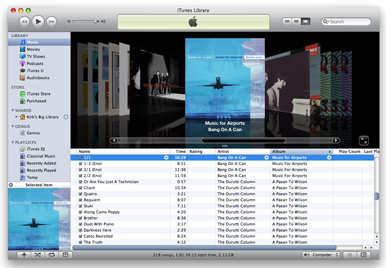 transfer mp3 to ipod with itunes