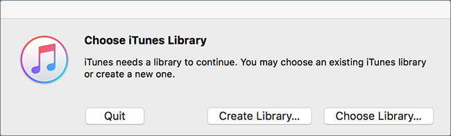 the itunes library file cannot be saved