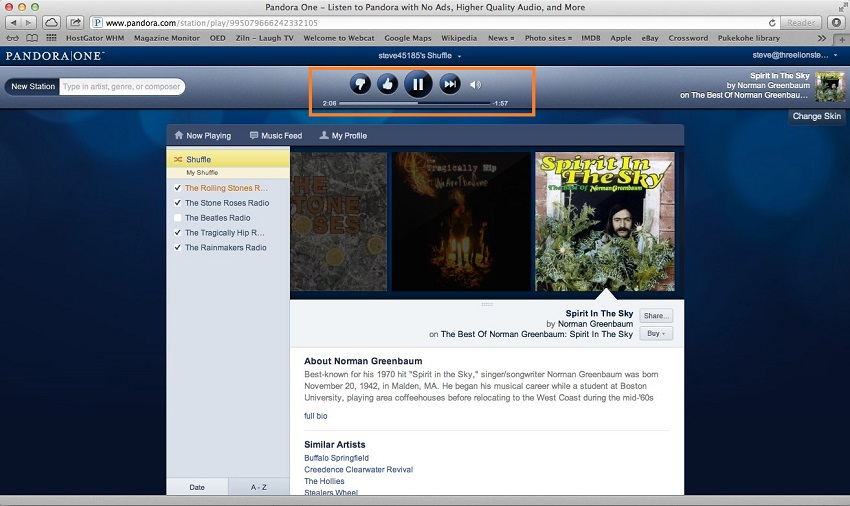 transfer music from pandora downloader to itunes