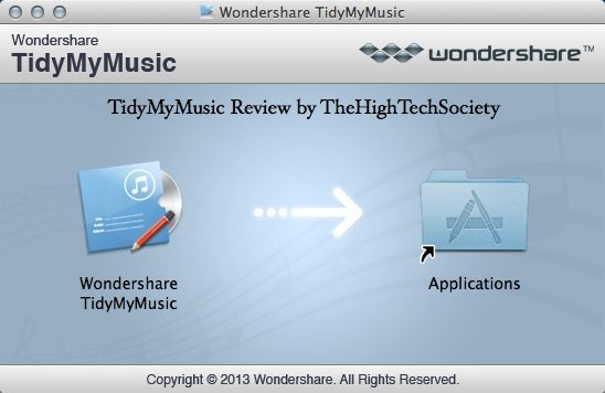 Clean up and organize iTunes music library-tidymymusic