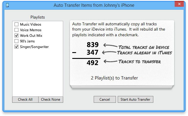 Restore iTunes Library from iPhone-with iExplorer