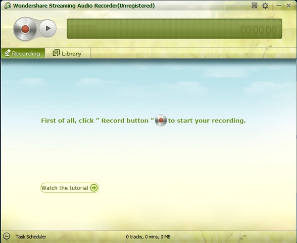 transfer Grooveshark to iTunes-download Streaming Audio Recorder