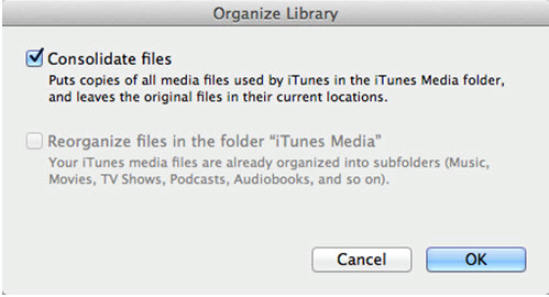 How to Merge iTunes Libraries