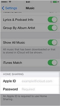 How to Share Your iTunes Music Library