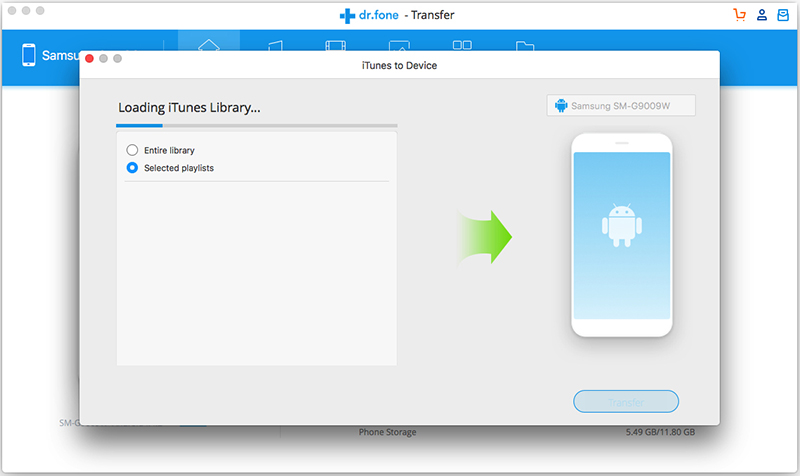 How to Transfer Music from iTunes Library to Android Phones