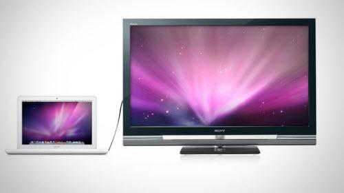 Watch iTunes Movies on TV-pc to tv