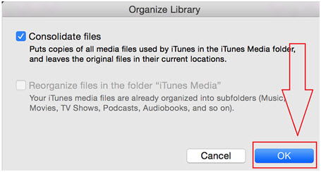 itunes library disappeared-restore iTunes Playlists-organize library