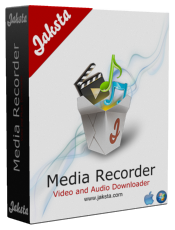 Enregistreur de Média Jaksta