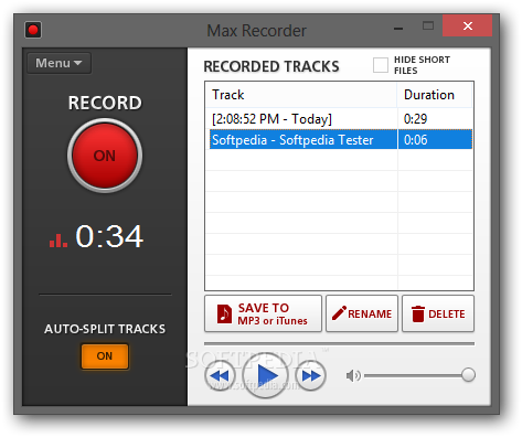 Spotify Recorder für Windows