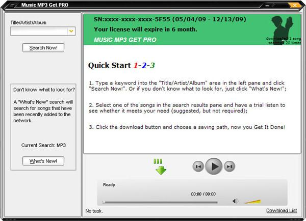 10 free online music downloader - Music MP3 Get