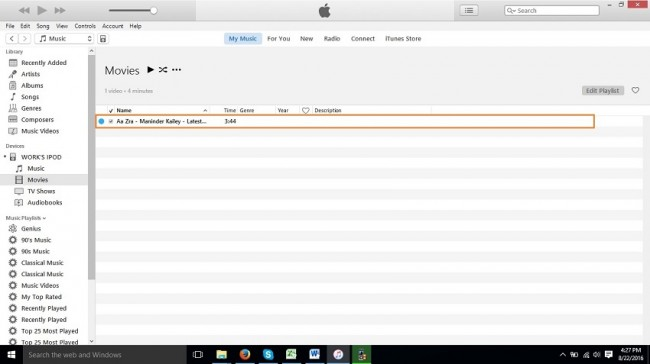 How to download music to iPod-to ipod