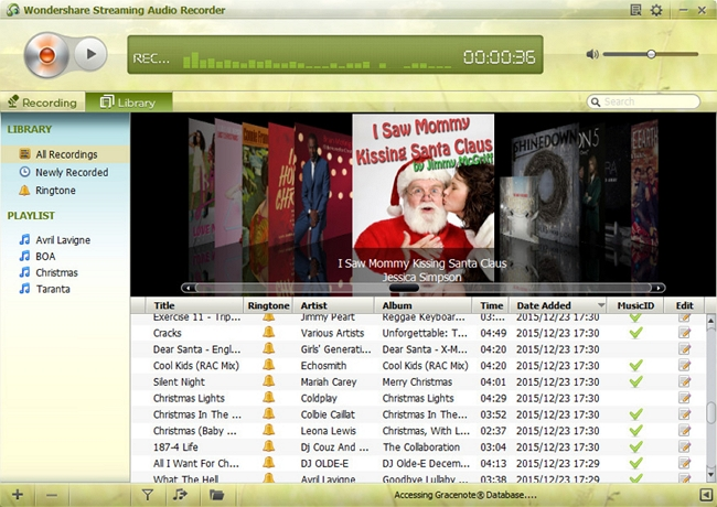 Best Music Downloaders - Apowersoft streaming audio recorder